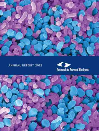RPB 2012 Annual Report Cover