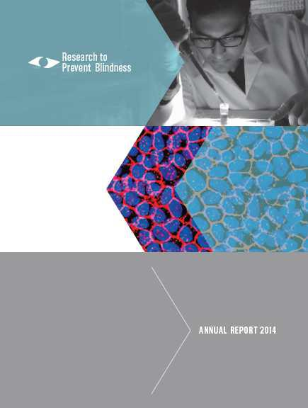 RPB 2014 Annual Report Cover