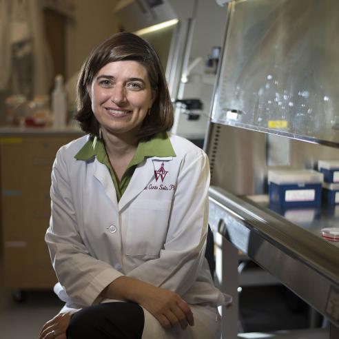 RPB Grant Recipient M. Valeria Canto-Soler, PhD