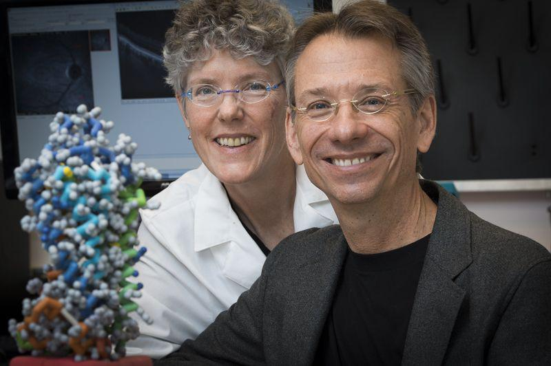 Drs. Maureen and Jay Neitz