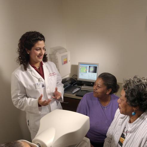 RPB Grantee Natalie Afshari, MD