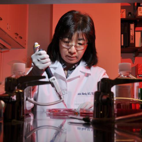 Akiko Maeda, MD, PhD
